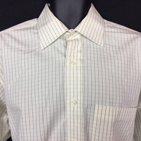 c7d423879 Valentino Uomo Shirts | Mens Check Dress Shirt | Poshmark
